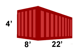 20 yard container for rent near you from S. Source Carting