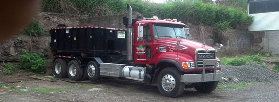 Rent a dumpster near East Orange NJ from S Sorce Carting